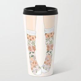 Spring Socks Travel Mug