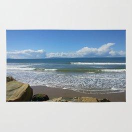 California Beach 1 Rug