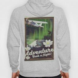 Adventure Book a Flight! Hoody