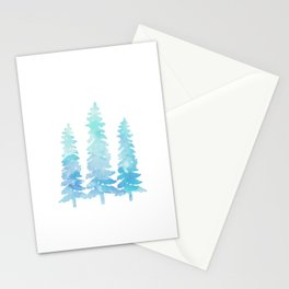 Tahoe Trees  Stationery Cards