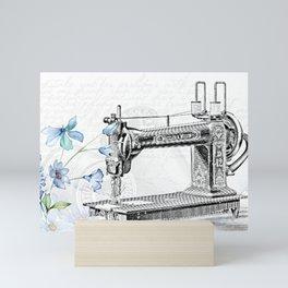 needle Mini Art Print