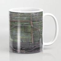history Mugs featuring History by Melia Metikos
