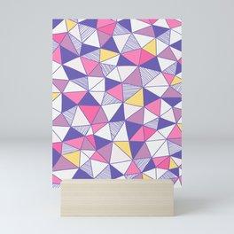 Vivid Pattern XII Mini Art Print