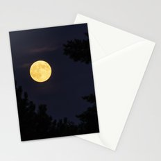 Moon Light Stationery Cards