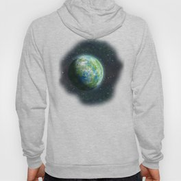 Unknown planet. Hoody