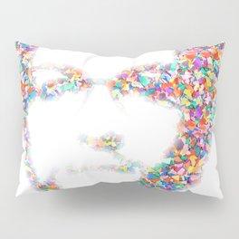 Confetti Head Pillow Sham