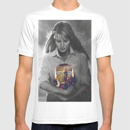 Pepper Potts - Iron Man T-shirt