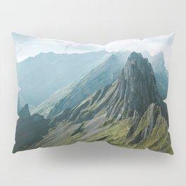 Wild Mountain - Landscape Photography Pillow Sham