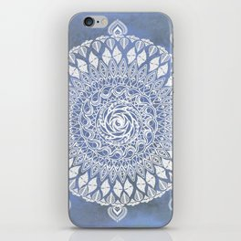 Paisley Moon Henna Mandala iPhone Skin