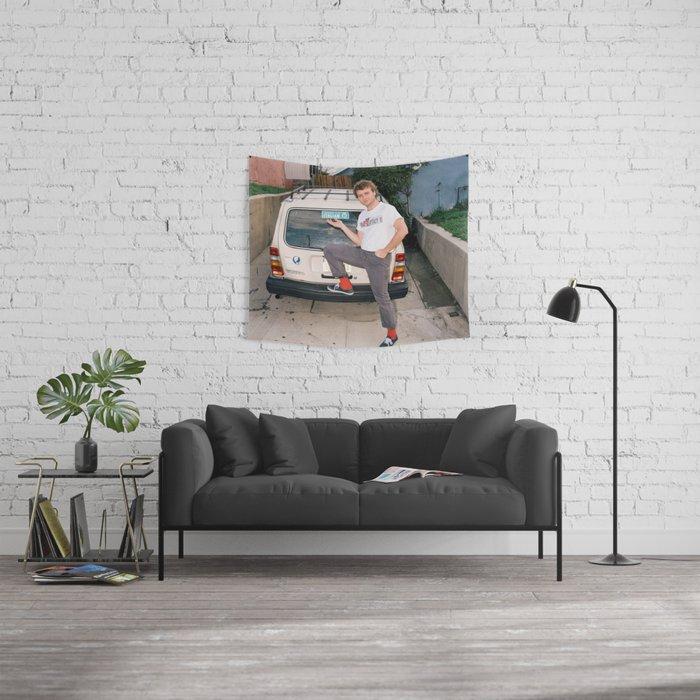 Mac Demarco Italian Meme Wall Tapestry by greatphotos234 ...