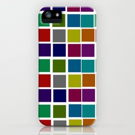 Troll Colors iPhone Case