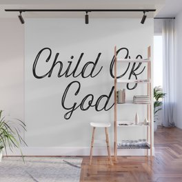Child Of God Wall Mural