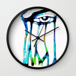 OJO MANGLE Wall Clock