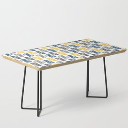 Joy collection - Yellow leaves Coffee Table