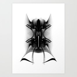 insect dream Art Print