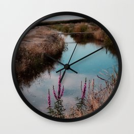 Farm Life Wall Clock
