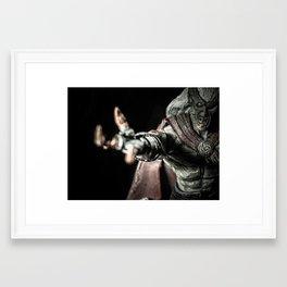 Vae Victis Framed Art Print