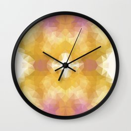 """Honey mood"" Wall Clock"