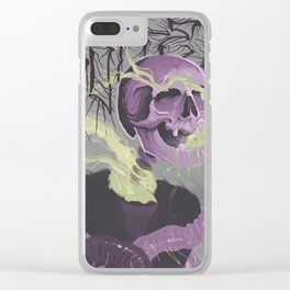 ROTTEN .  I'm back Clear iPhone Case