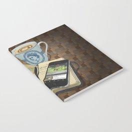 Internet Addict Notebook