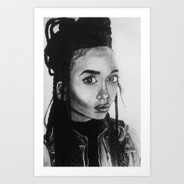 Natalyn Neri Art Print