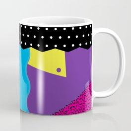 80s Inspired Geometric Piece 3 Coffee Mug