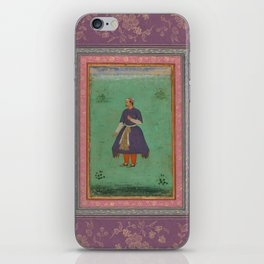 Persian Miniature II iPhone Skin