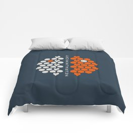 ..just neuralmimicry no.1 Comforters