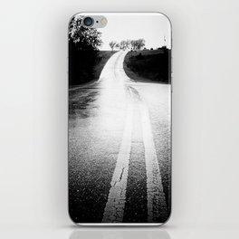 Winding Road iPhone Skin