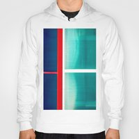 frames Hoodies featuring FRAMES OF COLORS by Hidden Streets