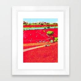 Kanreki Shonen Framed Art Print