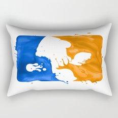 Major Ink League Rectangular Pillow