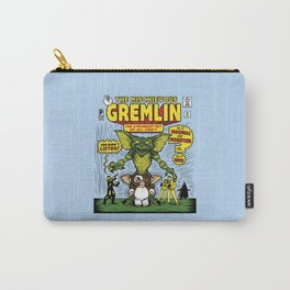 The Mischievous Gremlin Carry-All Pouch