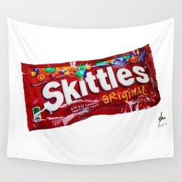 Skittles Wall Tapestry