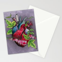 Open Hearted Stationery Cards