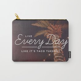 Taco Tuesday Carry-All Pouch