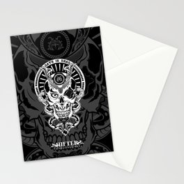 Date Is Dead Stationery Cards