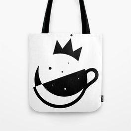 Self-Care Queen - Black Tote Bag