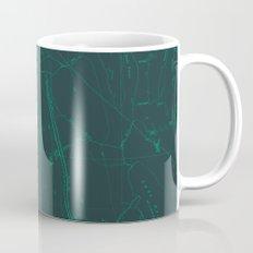 Contour Mapping v.1 Mug