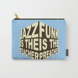 Jazz Funk Cube Carry-All Pouch