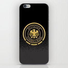 GERMANY Gold Champions iPhone Skin
