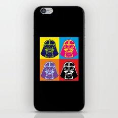 Darth Vader - Pop Art - Star Wars iPhone & iPod Skin