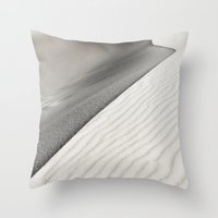 dune Throw Pillows featuring Dune by BobFawcett