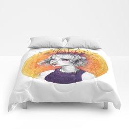 Queen Ray Comforters
