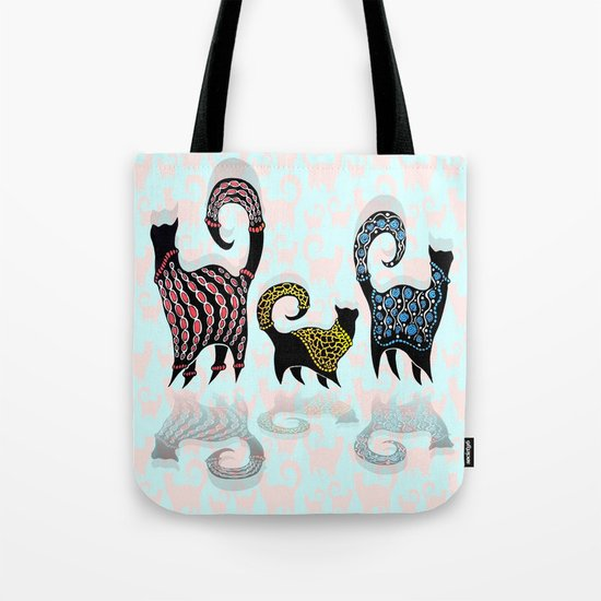 CASHMERE CATS Tote Bag