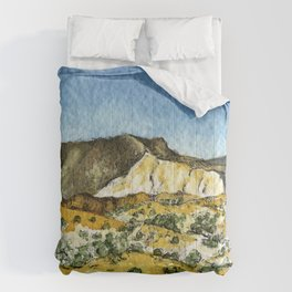 Dunes And The Mountains Comforters