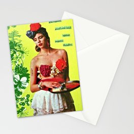 Vigilance Stationery Cards