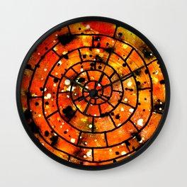 Ornament Maya Wall Clock