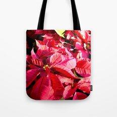 Poinsettia I Tote Bag