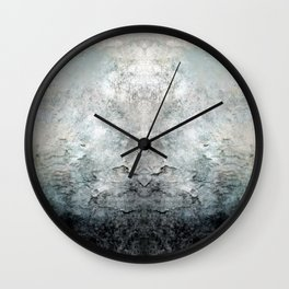 HEAVENLY ABSTRACTION no1 Wall Clock